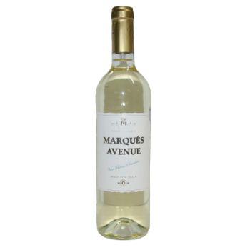 Vīns Marques Avenue semidulce blanco 11.5% 0.75l