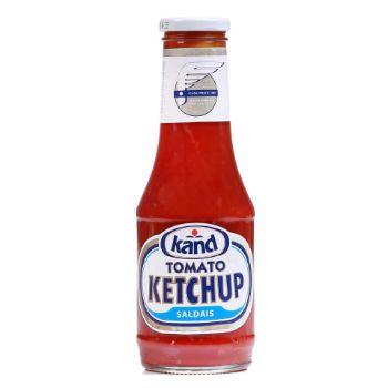 Kečups saldais Kand 520ml