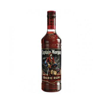 Rums Captain Morgan Black 40% 0.7l