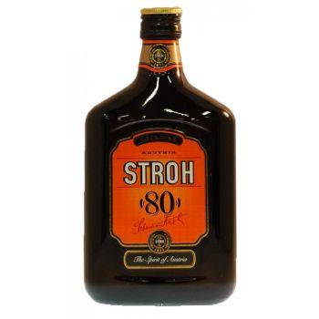 Rums Stroh 80% 0.5l