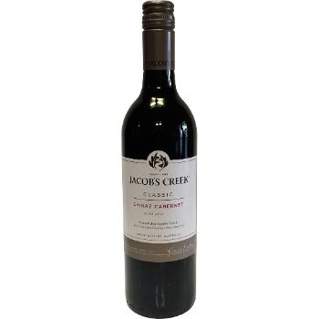 Vīns Jacobs Creek Shirza Cab 13.5% 0.75l