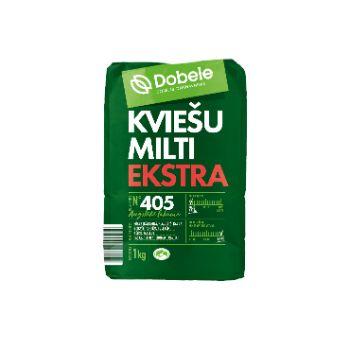 Milti Dobeles kviešu ekstra  a/l 1kg