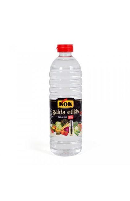 Etiķis galda 9% 0.5l