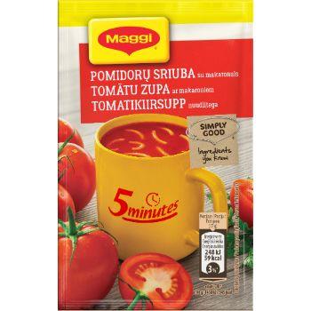 Zupa Maggi tomātu ar nūdelēm 17g