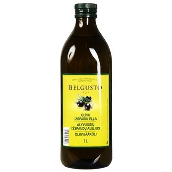 Olīveļļa Pomace Belgusto 1l