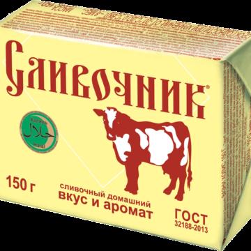 Margarīns Slivocnij Domasnij 150g