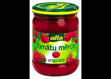 Mērce tomātu orģin. Alta  500ml