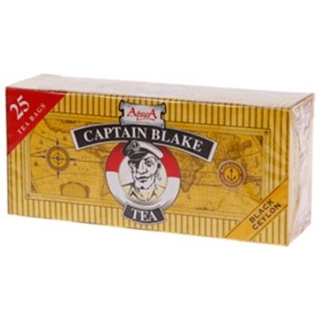 Tēja Apsara Captain Black 25x2g