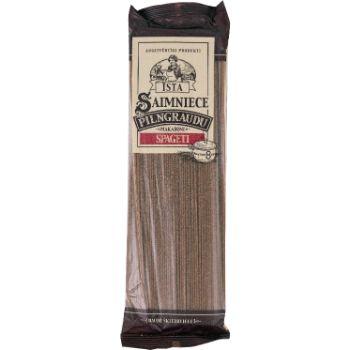 Makaroni Īstā Saimniece spageti Pilngraudu 400g