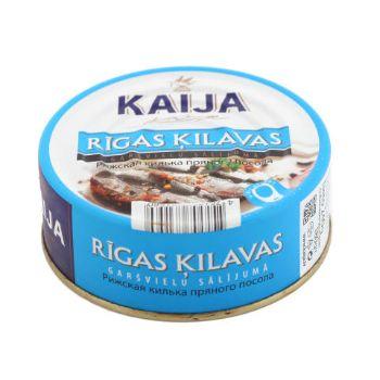 Ķilavas Rīgas garšvielu maisījumā 240g/180 Kaija