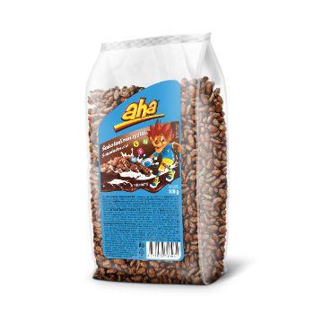 Sausās brokastis Aha šokolādes rīsi 400g
