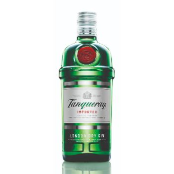 Džins Tanqueray Gin 43.1% 0.7l