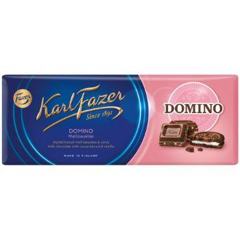 Šokolāde Fazer Domino 195g