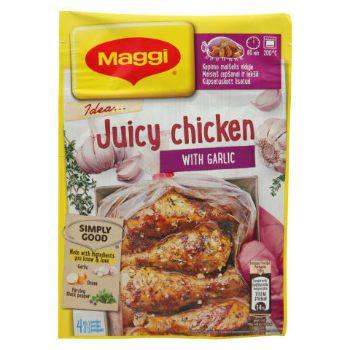 Garšviela Maggi Ideja vistas gaļai ar ķiplokiem 30g