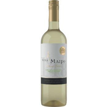 Vīns Vina Maipo Sauvignon Blanc-chardonnay 12.5% 0.75l