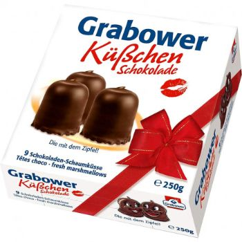 Sufle šokolādē Kusschen Grabower 250g