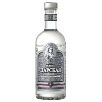 Degvīns Carskaja 40% 0.5l