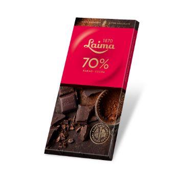 Šokolāde rūgtā 70% 100g