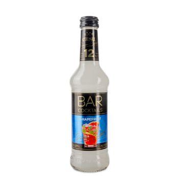 Alk. kokteilis Cēsu Bar grapefr. 14% 0.275l