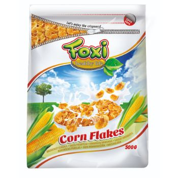 Sausās brokastis Corn flake Foxi 500g