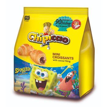Kruasāns Mini Chipicao kakao 60g