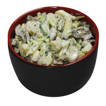 Salāti mēles