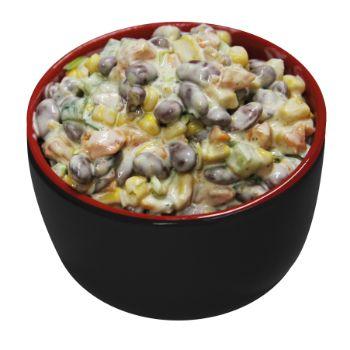 Salāti pupiņu Citro