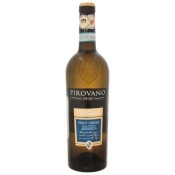 Vīns Pirovano pinot Grigio Delle Venezie IGT b 12% 0.75l
