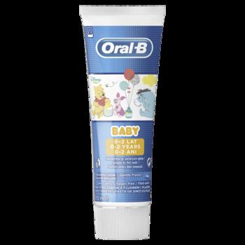 Zobu pasta Oral-B WinniePooh 0-2 75ml