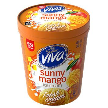 Saldējums Super Viva Mango 450ml/245g