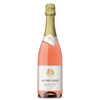 Vīns Jacobs Creek Sparkling Rose 11% 0.75l