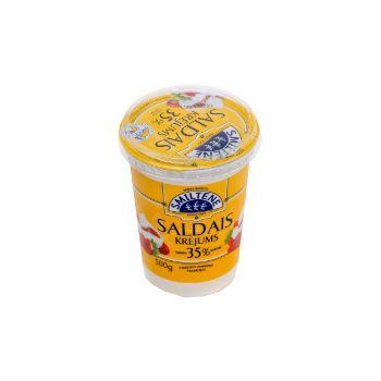 Krējums saldais Smiltene 35% 500g