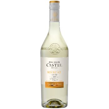 Vīns Maison Castel Muscat medium sweet 11.5% 0.75l
