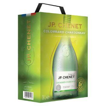 Vīns J.P.Chenet Colomb.Chardonnay 11.5% 3l