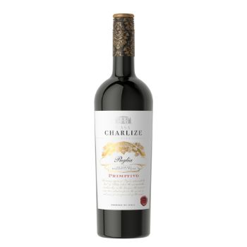 Vīns casa Charlize Primitivo ps s 13.5% 0.75l