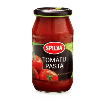 Pasta tomātu Spilva 500g