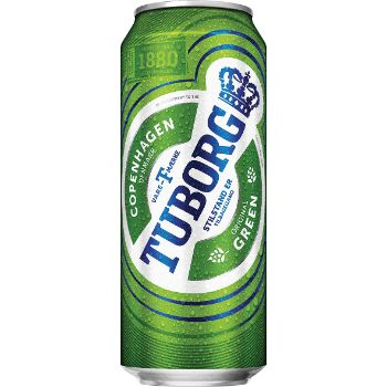 Alus Tuborg 4.6% 0.5l can