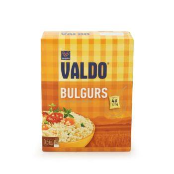 Bulgurs Valdo vidēja maluma 0.5kg