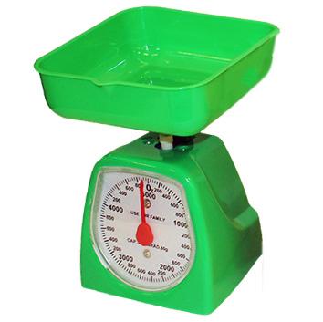 Svari virtuves mehāniskie zaļi