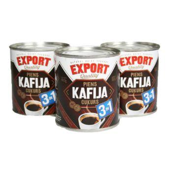 Iebiezināts piens ar kafiju Export 400g