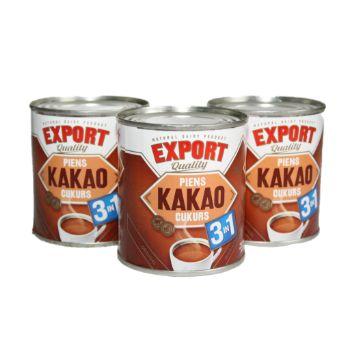 Piens iebiezināts ar kakao Export 400g