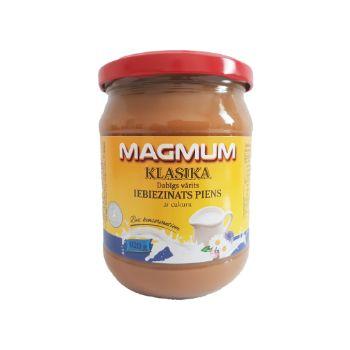 Iebiezināts piens Magnum vārīts ar cukuru 620g