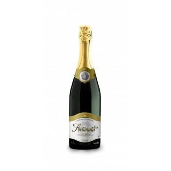 Dzirkstošais vīns salds Fortunata10% 0.75l