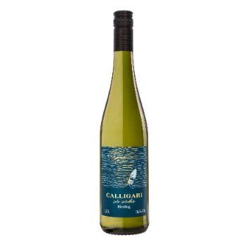 Vīns Calligari Solo Selettivo Riesling 10.5% 0.75l
