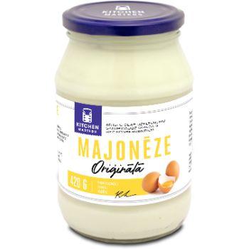 Majonēze Orginal Kitchen Master 73% 420g