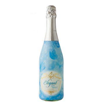 Dz. vīns Elegant Semisweet 10% 0.75l