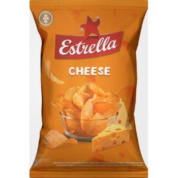 Čipsi Estrella ar siera garšu 180g