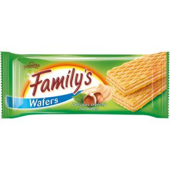 Vafeles Family riekstu 180g