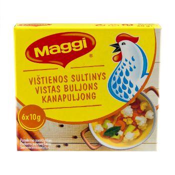 Buljons Maggi vistas 60g