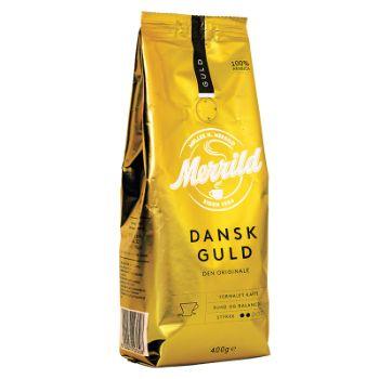 Kafija maltā Merrild Dansk Guld 400g